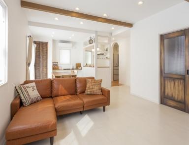 快適な住宅設備とインテリアが調和する家 イメージ
