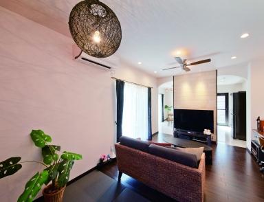 アジアンリゾート風の家 イメージ