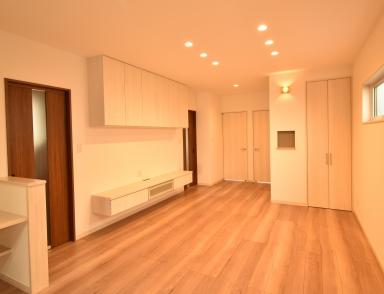 2階にLDKがある家 イメージ